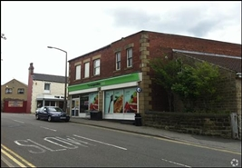 1,669 SF High Street Shop for Rent  |  122A Snape Hill Road, Barnsley, S73 9LR