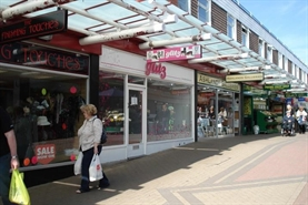 536 SF Shopping Centre Unit for Rent  |  Unit 3, Priory Centre, Worksop, S80 1JR