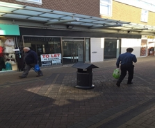 1,325 SF Shopping Centre Unit for Rent  |  Unit 24/25, Priory Centre, Worksop, S80 1JR