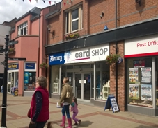 1,483 SF Shopping Centre Unit for Rent  |  Unit 13, St Mary's Place, Market Harborough, LE16 7DR