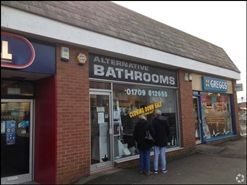 575 SF High Street Shop for Rent  |  21A High Street, Rotherham, S66 8LG