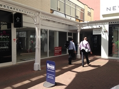 1,822 SF High Street Shop for Rent  |  Unit 8 The Willows Shopping Centre, Wickford, SS12 0RA