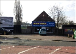 1,323 SF Out of Town Shop for Sale  |  187 Stourbridge Road, Halesowen, B63 3UD