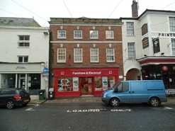 1,582 SF High Street Shop for Rent  |  5 Market Strand, Falmouth, TR11 3DB