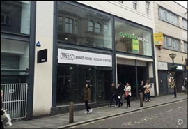1,955 SF High Street Shop for Rent  |  17 - 19 Bold Street, Liverpool, L1 4DN