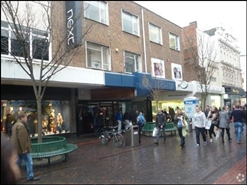 2,337 SF High Street Shop for Rent  |  58 Linthorpe Road, Middlesbrough, TS1 1RA
