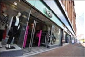 1,835 SF High Street Shop for Rent  |  11 Bank Hey Street, Blackpool, FY1 4RU
