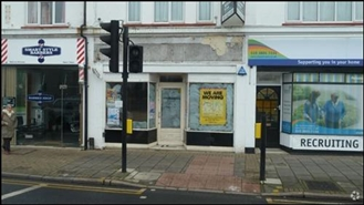455 SF High Street Shop for Rent | 245 Ewell Road, Surbiton, KT6 7AA