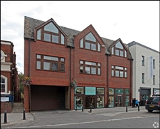 2,551 SF High Street Shop for Rent  |  38 - 42 Frogmoor, High Wycombe, HP13 5DG