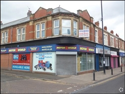 1,309 SF High Street Shop for Rent  |  145 High Street, Wallsend, NE28 7RL