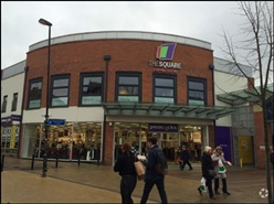 1,752 SF Shopping Centre Unit for Rent  |  17 - 19 The Mall, The Square Shopping Centre, Sale, M33 7XZ