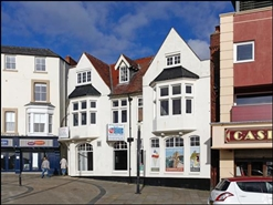 2,916 SF High Street Shop for Sale  |  45 - 46 Sandside, Scarborough, YO11 1PG