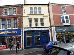410 SF High Street Shop for Rent  |  120 Holton Road, Barry, CF63 4HH