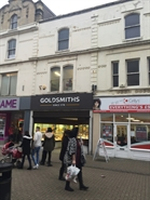 840 SF High Street Shop for Rent  |  81 High Street, Weston Super Mare, BS22 6ET