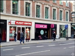 1,598 SF High Street Shop for Rent  |  75 High Holborn, London, WC1V 6LS
