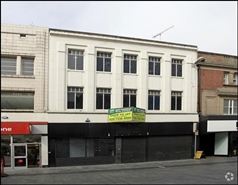 1,290 SF High Street Shop for Rent  |  15 - 17 Gallowtree Gate, Leicester, LE1 5AD