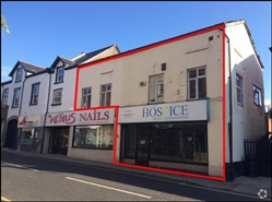 996 SF High Street Shop for Rent  |  15 High Street, Neston, CH64 9TY