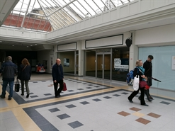 1,527 SF Shopping Centre Unit for Rent  |  Unit 3/4, Castle Place Shopping Centre, Trowbridge, BA14 8AL