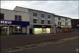 492 SF High Street Shop for Rent  |  207 High Street, Dudley, DY1 1QQ