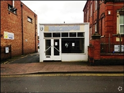 518 SF Out of Town Shop for Rent  |  81 Belvoir, Coalville, LE67 3PH