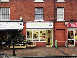 545 SF High Street Shop for Rent  |  52 High Street, Stourport On Severn, DY13 8BX