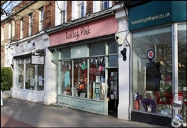 735 SF High Street Shop for Sale  |  2 Bellevue Parade, London, SW17 7EQ