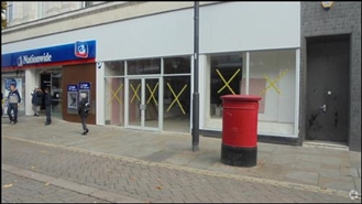 1,193 SF High Street Shop for Rent  |  27 St Sepulchre Gate, Doncaster, DN1 1TD