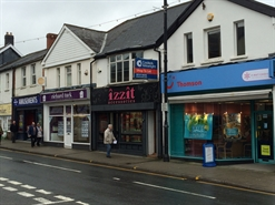 504 SF High Street Shop for Rent  |  119 High Street, Blackwood, NP12 1AD