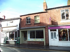 400 SF High Street Shop for Sale   111 Brook Street, Chester, CH1 3DX