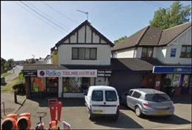 346 SF High Street Shop for Rent  |  614 Willenhall Road, Willenhall, WV13 3RA