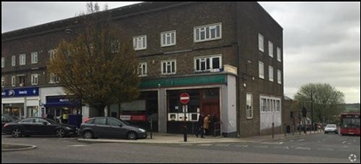 2,267 SF High Street Shop for Rent  |  12 - 14 The Broadway, Loughton, IG10 3SU