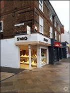 568 SF High Street Shop for Rent  |  44 High Street, Staines, TW18 4DY