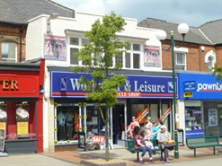 2,768 SF High Street Shop for Rent  |  116 High Street, Scunthorpe, DN15 6HB