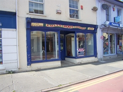 1,073 SF High Street Shop for Rent  |  Cawdor Terrace, Newcastle Emlyn, SA38 9AS