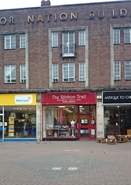 1,120 SF High Street Shop for Rent  |  195 Station Street, Burton Upon Trent, DE14 1BH