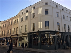 297 SF High Street Shop for Rent  |  38 Clarence Street, Cheltenham, GL50 3JS