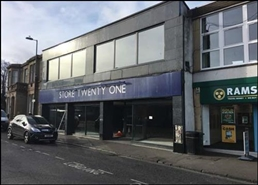 4,358 SF High Street Shop for Rent  |  175 High Street, Musselburgh, EH21 7BX