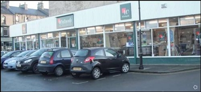 2,159 SF High Street Shop for Rent  |  Unit 1, Saltburn By The Sea, TS12 1AQ