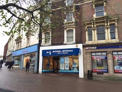 1,159 SF High Street Shop for Rent  |  4 Market Square, Hanley, ST1 1NU