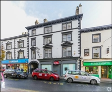 2,464 SF High Street Shop for Rent  |  3 Highgate, Kendal, LA9 4DA