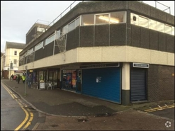 459 SF Shopping Centre Unit for Rent  |  7 Victoria Street, Merthyr Tydfil, CF47 8EG