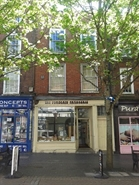 257 SF High Street Shop for Sale  |  45 Broad Street, Worcester, WR1 3LR