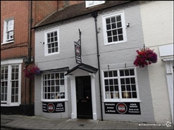 475 SF High Street Shop for Rent  |  The Old Town House, Wimborne, BH21 1JH