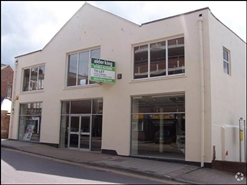 3,364 SF High Street Shop for Rent  |  1 Longsmith Street, Gloucester, GL1 2HH