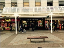 1,106 SF High Street Shop for Rent  |  76 Queensway, Stevenage, SG1 1EG