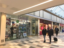 1,107 SF Shopping Centre Unit for Rent  |  Unit 24, The Square - The Mall, Camberley, GU15 3SL