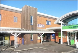 948 SF Out of Town Shop for Rent  |  Unit 2, Taw Hill Village Centre, Swindon, SN25 1UH