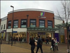 1,027 SF High Street Shop for Rent  |  23 School Road, The Square Shopping Centre, Sale, M33 7XX