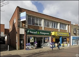 3,001 SF High Street Shop for Rent  |  44 High Street, Solihull, B91 3TB