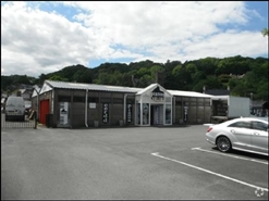 4,461 SF High Street Shop for Rent  |  Rear Of 154, Porthmadog, LL49 9NU